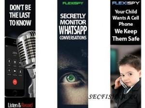 Профессиональная программа слежения flexispy