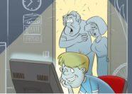 Безопасность детей в интернете - несколько советов родителям