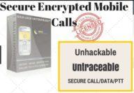 Шифрование разговоров по телефону через Gold Lock 3G