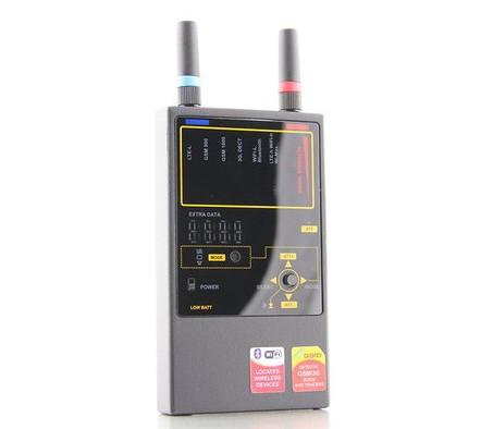 Детектор мобильных жучков, скрытых телефонов, беспроводных гарнитур и т.д.